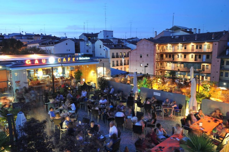 Madrid's Best Rooftop Bars