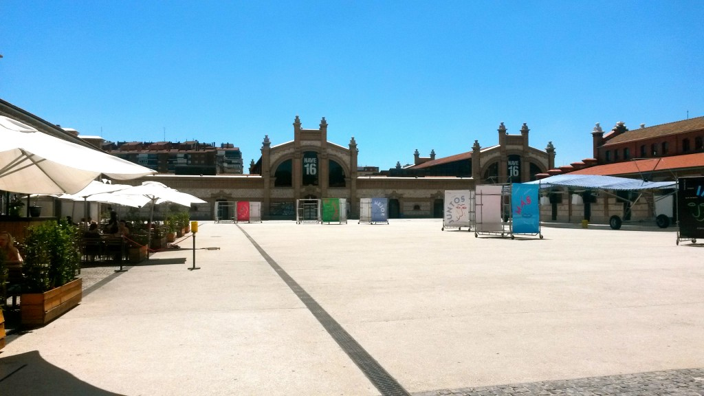 Matadero Madrid by Naked Madrid