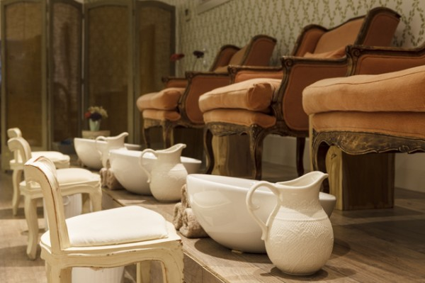 best mani-pedis in Madrid