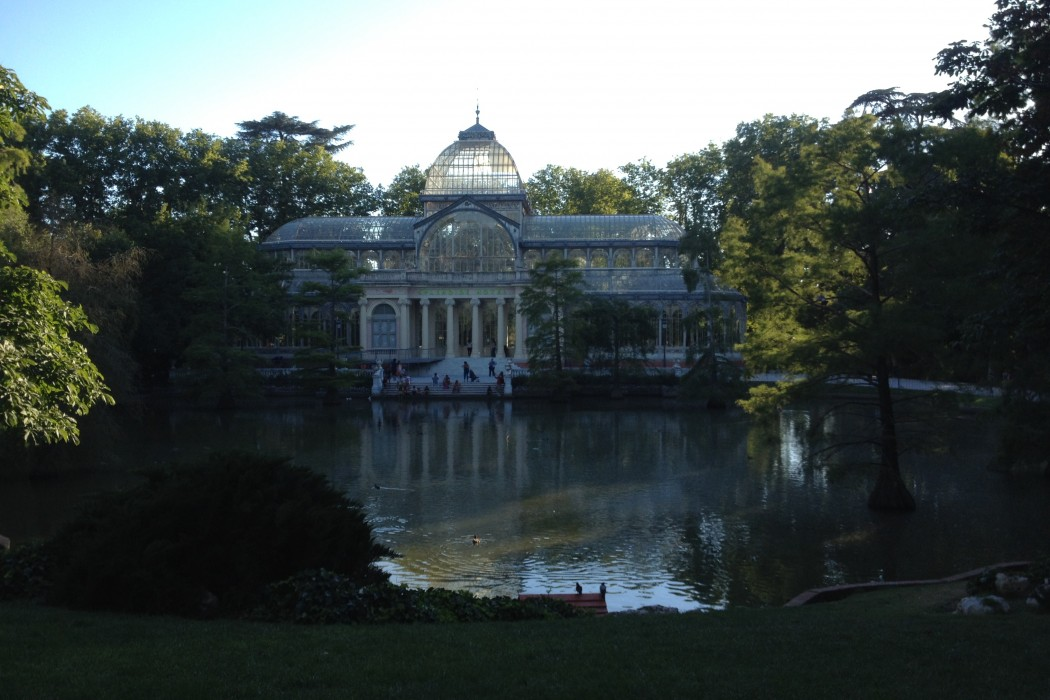 Palacio de Cristal by Naked Madrid
