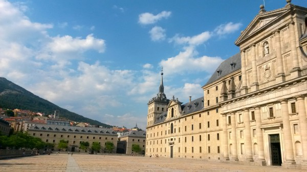 el escorial monastery by Naked Madrid