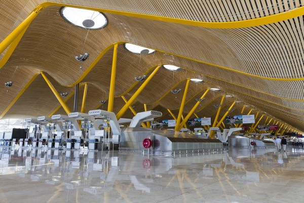 Barajas Airport by Dream-Alcala