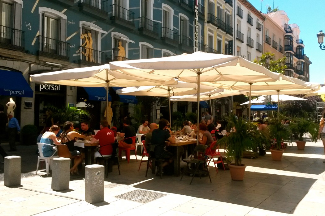 3 Best Hotel Restaurants In Madrid Barrio De Las Letras