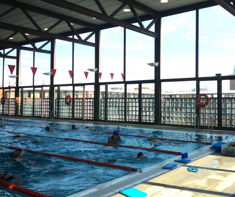 Where to swim in winter in madrid top 3 and much more for Piscinas publicas madrid centro