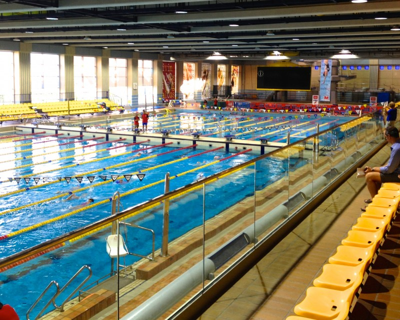 Where to swim in winter in madrid top 3 and much more for Piscina 86 mundial madrid