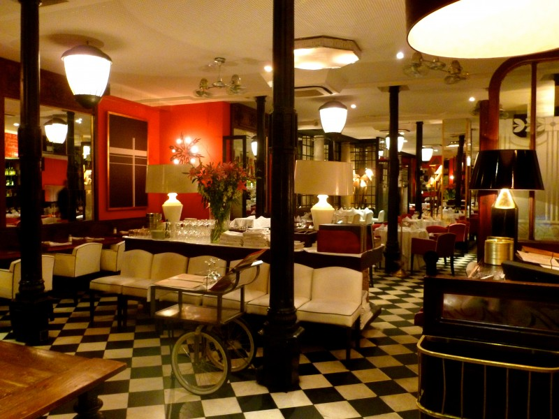 Hostal Persal and Ginger Restaurant in Madrid, Spain by Naked Madrid