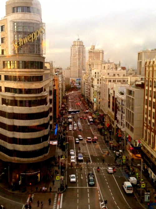 Gourmet Experience Callao by Naked Madrid