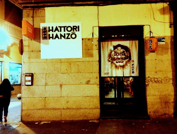 Hattori Hanzo Japanese Restaurant Madrid by Naked Madrid