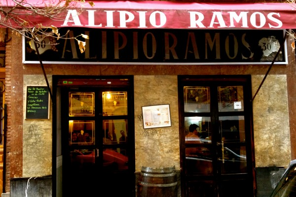 Taberna Alipio Ramos by Naked Madrid