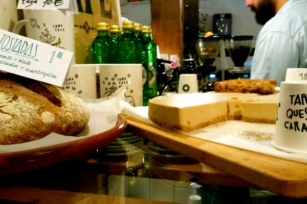 Toma Cafe by Naked Madrid, best cafes in Madrid