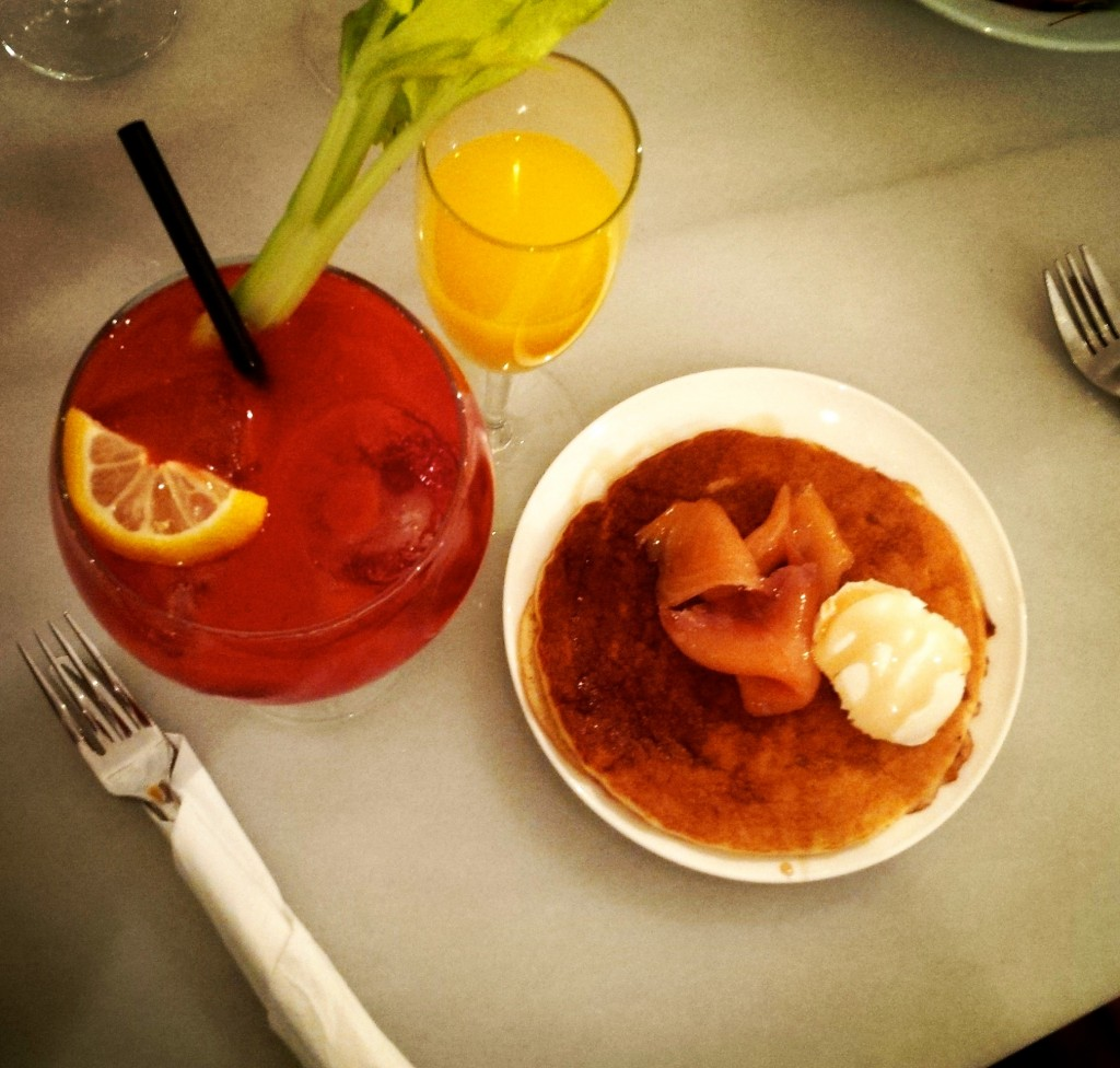 best brunch in Madrid by Naked Madrid