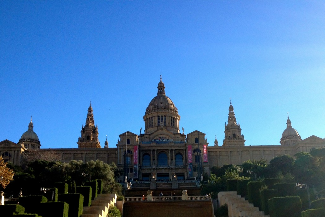 Montjuic by Naked Madrid