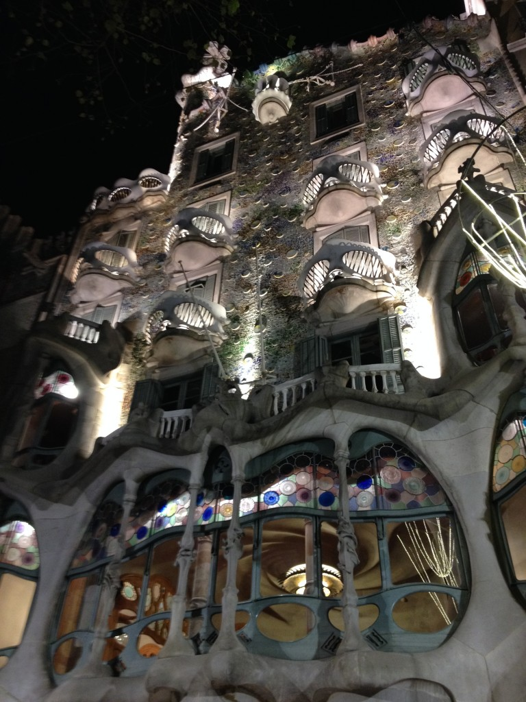 Gaudi by Naked Madrid
