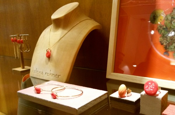 Helena Rohner handmade jewellery store in La Latina by Naked Madrid