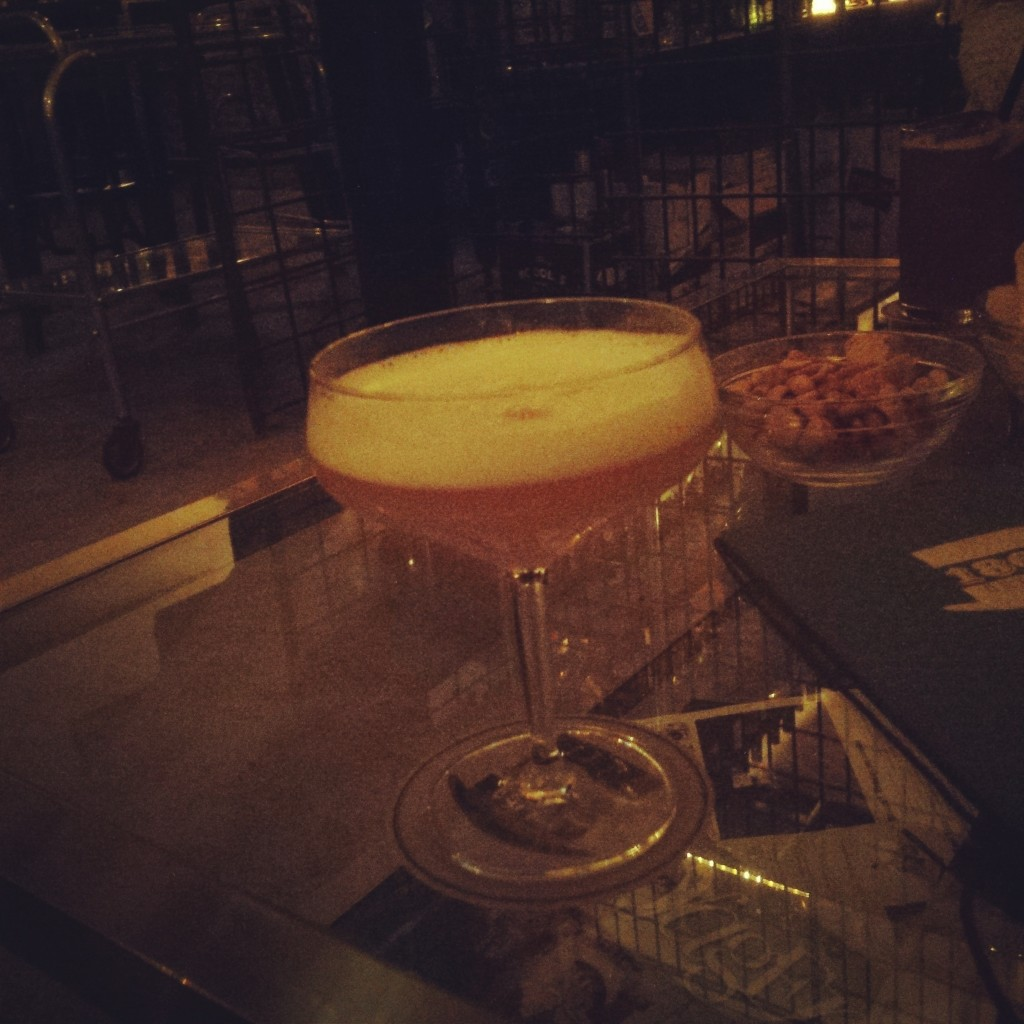 1862 Dry Bar-Perfection Served in a Glass-Naked Madrid