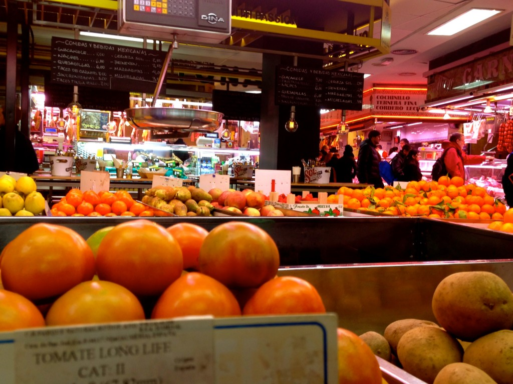 Madrid Food Tour Harvest and Market Tour by Naked Madrid