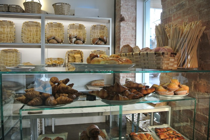Pan Comido by Naked Madrid bakeries in Madrid