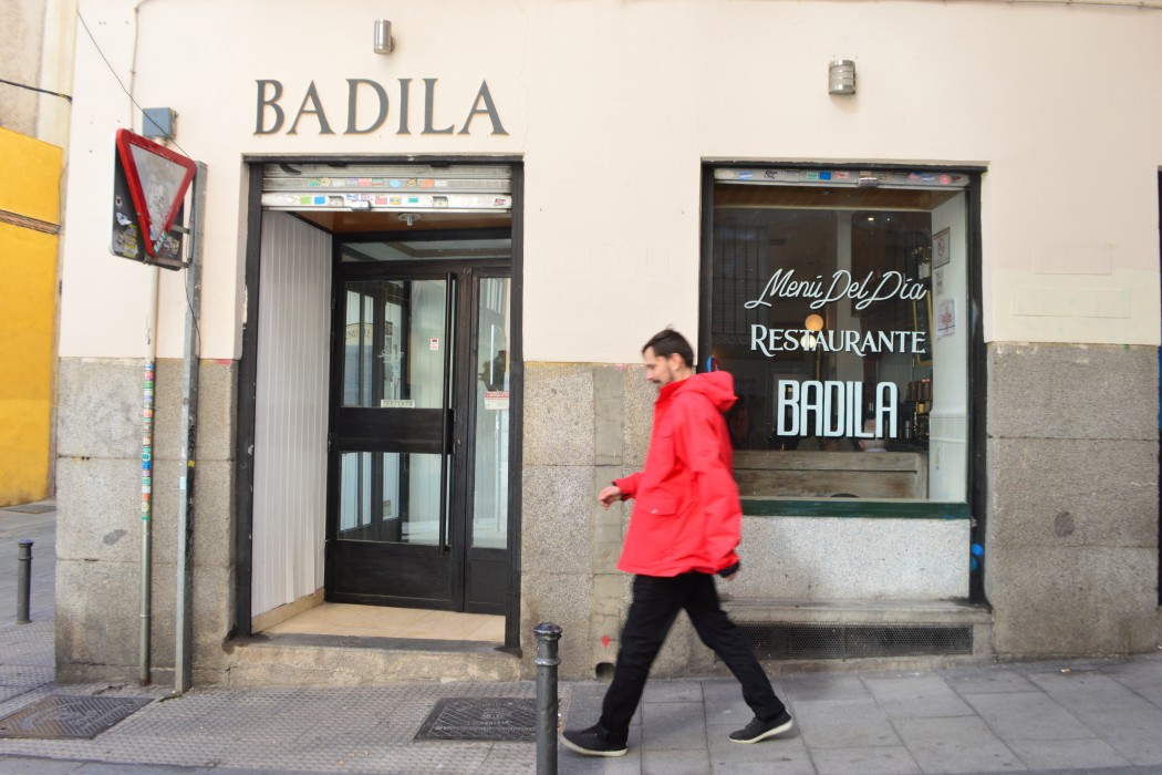 Restaurante Badila by Naked Madrid
