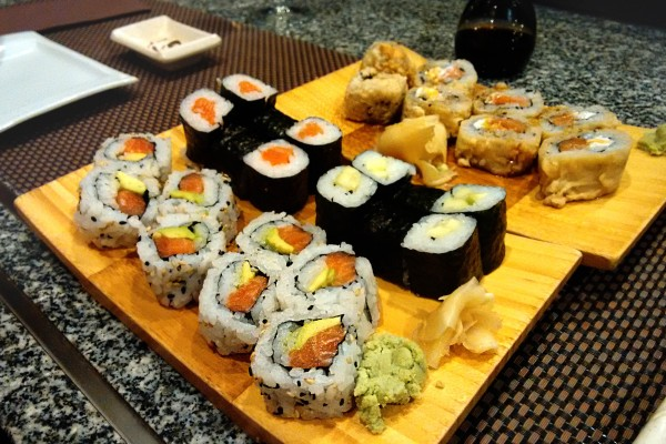 Nippon2 Sushi Restaurant by Naked Madrid