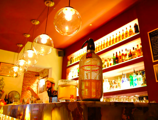 Best places for a Gin Tonic in Madrid by Naked Madrid