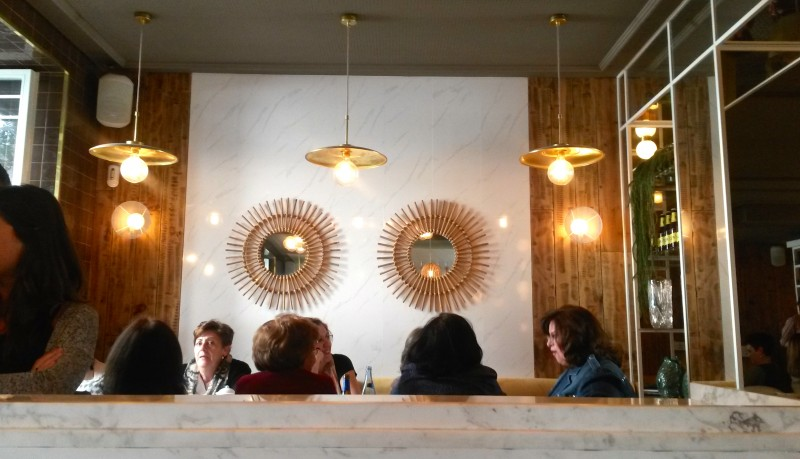Lady Madonna restaurant by Naked Madrid