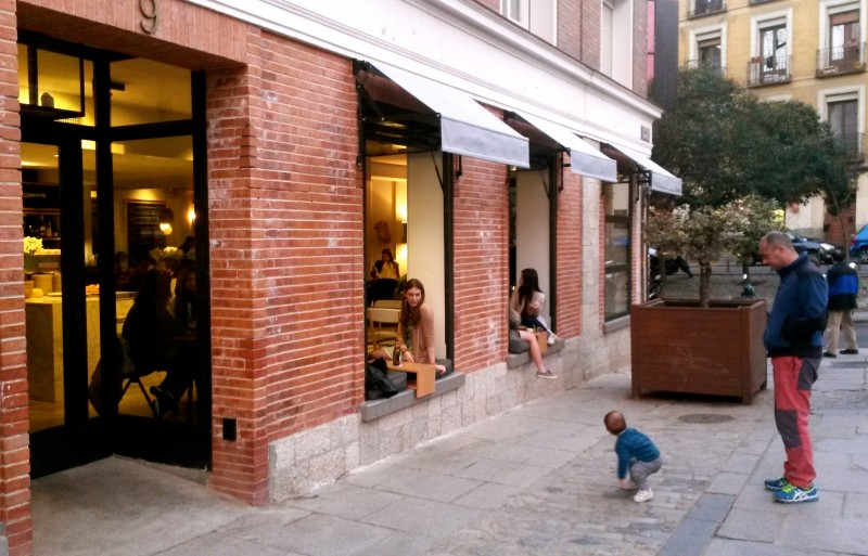 Federal Café Madrid by Naked Madrid