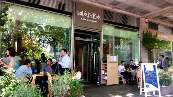 Wanda Café Optimista by Naked Madrid