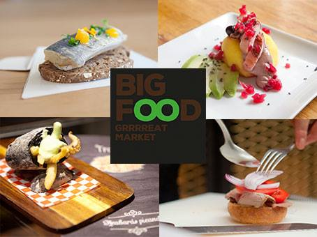 Big Food Matadero Event in Madrid