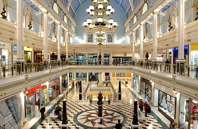 Madrid 39 S Top Shopping Malls Naked Madridnaked Madrid