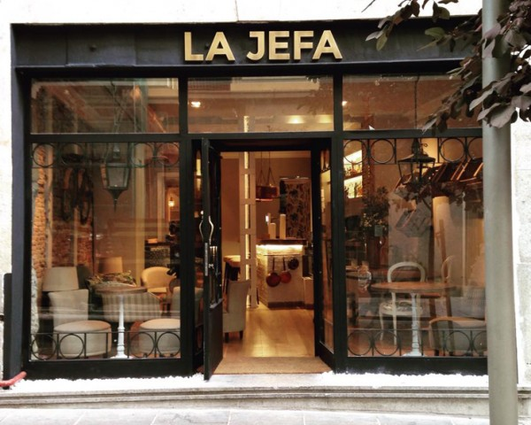 La Jefa Home Bar Madrid by Naked Madrid