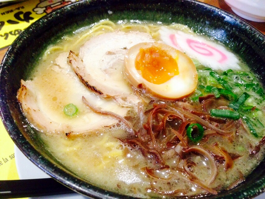 Ramen Kangura Japanese Restaurant by Naked Madrid
