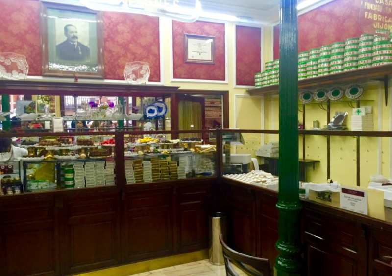 Casa Mira traditional pastry shop in Madrid by Naked Madrid