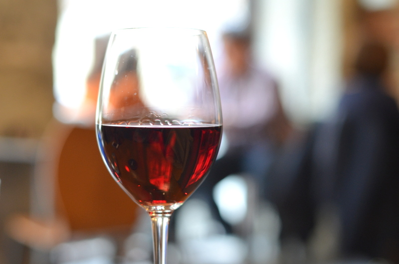A deliciously smooth glass of Delito Garnacha