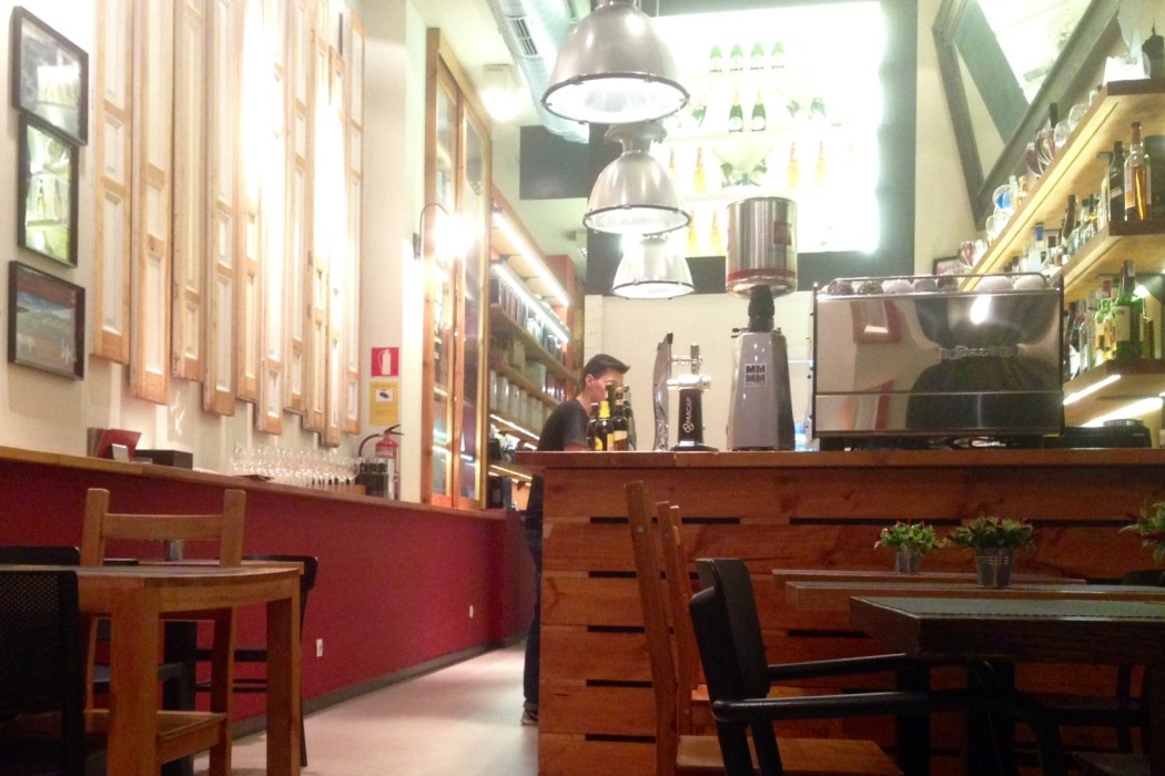 Café del Rey Madrid by Naked Madrid