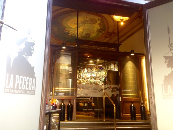 La Pecera at Circulo de Bellas Artes by Naked Madrid