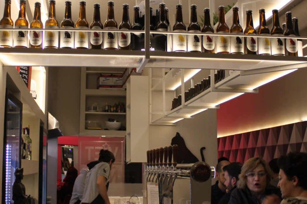 Cervezas Madrid by Naked Madrid