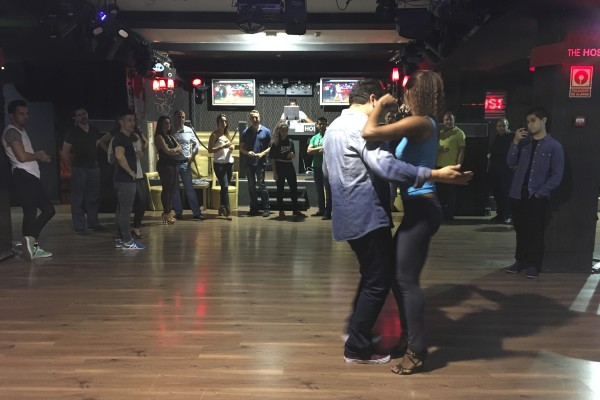 Where to dance bachata in Madrid