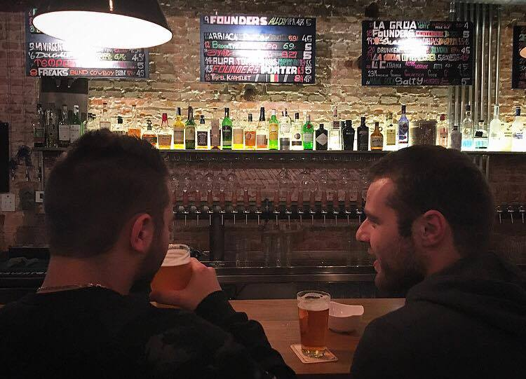 Taproom Madrid: the craft beer bar we were all waiting for