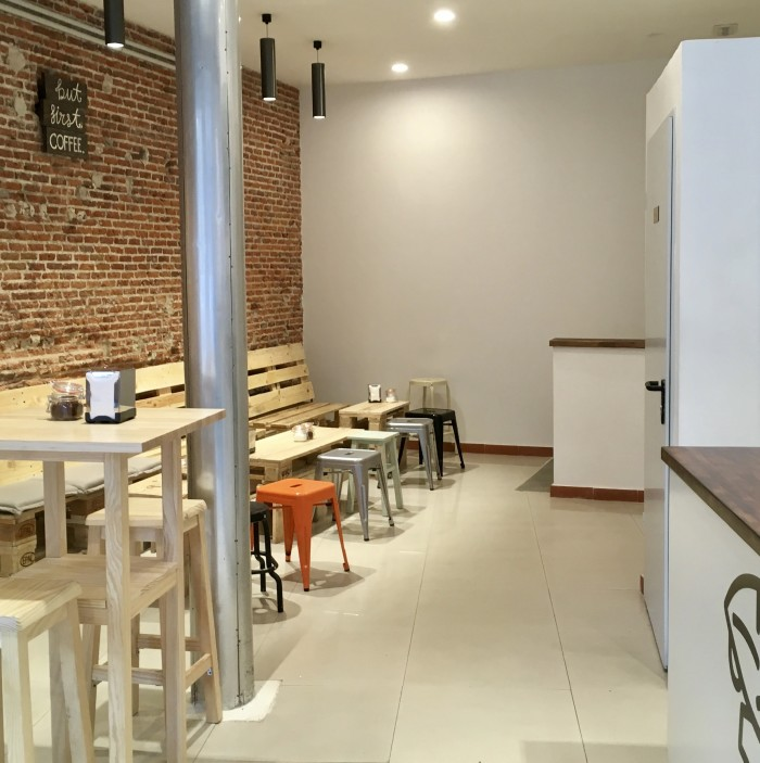 Bocono Coffee Shop Madrid