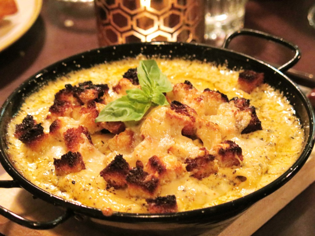The Truffle Mac 'n' Cheese
