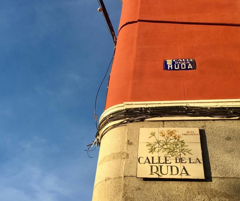 Calle Ruda by Naked Madrid