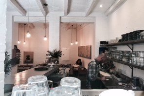 Plenti, a great new café & brunch spot in Barrio de Las Letras