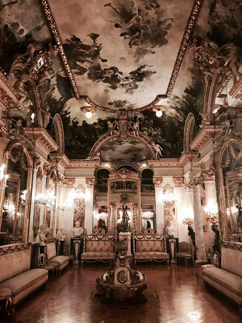 Museo Cerralbo by Naked Madrid and A Second Art