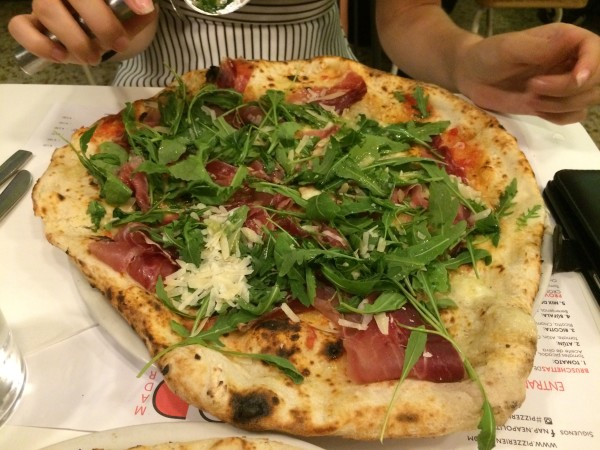 NAP: Real Neapolitan pizza in the heart of Lavapiés