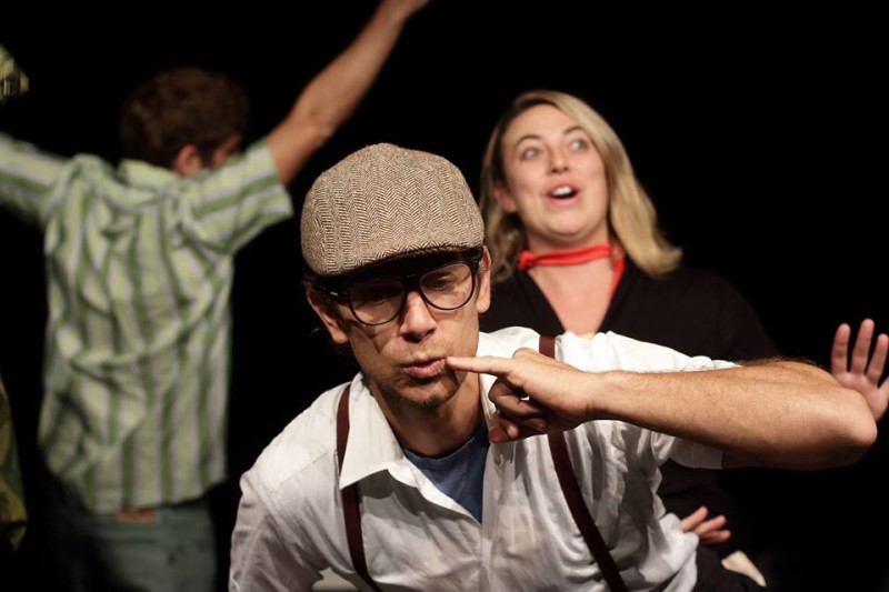 Mad Improv workshops, shows and interactive theater in English in Madrid