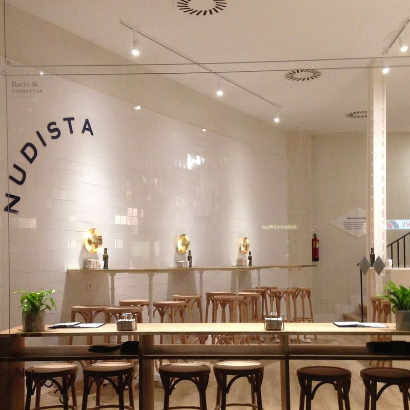 Conservas Nudista by Naked Madrid