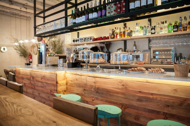 El Columpio restaurant by Naked Madrid