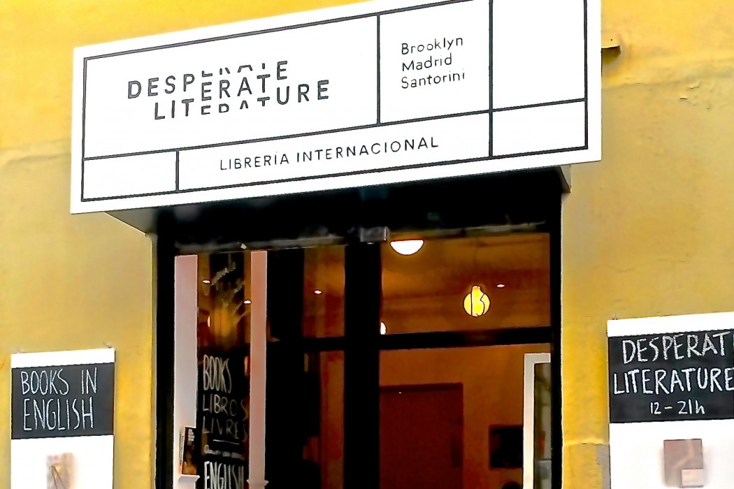 Desperate Literature For Book Lovers In Brooklyn Santorini And Now Madrid Naked Madridnaked Madrid Since they were traditionally released in the autumn and in time for christmas, all bar the first (which had no date). desperate literature for book lovers